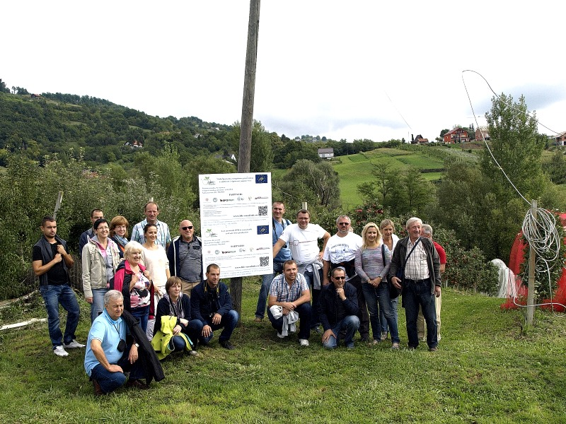 Researchers from Slovak University of Agriculture in Nitra
